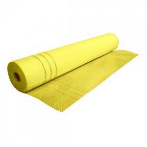 Склосітка фасадна Мастернет комірка 5х5 мм жовта 50 м