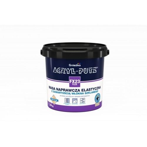 Шпаклівка Акрил Путс (Acryl-Putz) для ремонту FX23 флекс, 0,5 кг