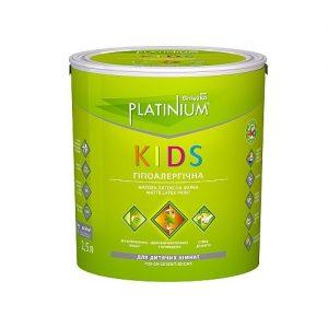 Фарба Снєжка (Sniezka) PLATINIUM® KIDS 1 л