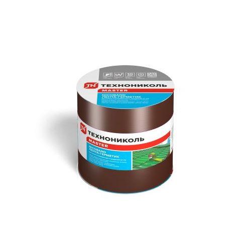 Стрічка герметизуюча Техноніколь NICOBEND коричнева довжина 10 м ширина 15 см