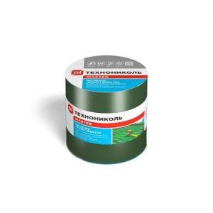 Стрічка герметизуюча Техноніколь NICOBEND зелена довжина 10 м ширина 15 см