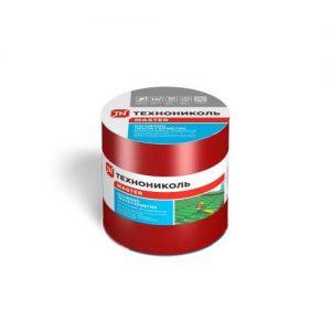 Стрічка герметизуюча Техноніколь NICOBEND червона довжина 10 м ширина 15 см