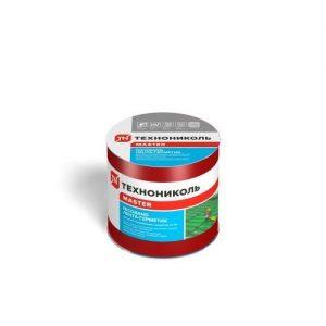 Стрічка герметизуюча Техноніколь NICOBEND червона довжина 3 м  ширина 10 см