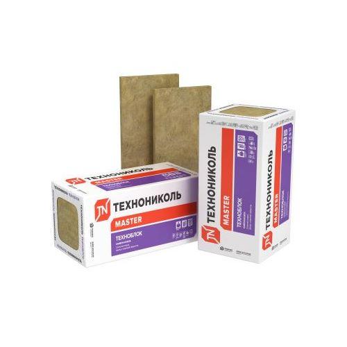 Базальтова вата Техноніколь ТЕХНОБЛОК стандарт 100x600x1200 мм (2,88 м.кв.)