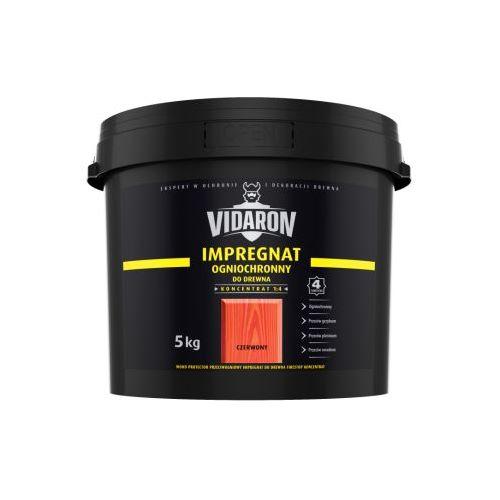 Антисептик Відарон (Vidaron) Імпрегнат вогнезахисний для деревини – концентрат 1:4 безбарвний 5 кг
