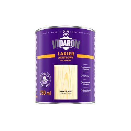 Лак Відарон (Vidaron) акриловий безбарвний глянець 2,5 л