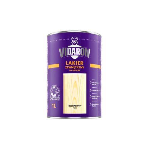 Лак Відарон (Vidaron) зовнішній безбарвний глянець 1 л