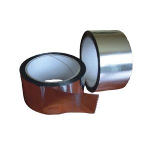 Стрічка Мастерпласт (Masterplast) ISOFLEX TAPE для склеювання ізоляційних плівок 50 м
