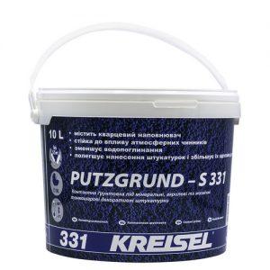 Грунтовка Крайзель (Kreisel) 330 Putzgrund 10 л