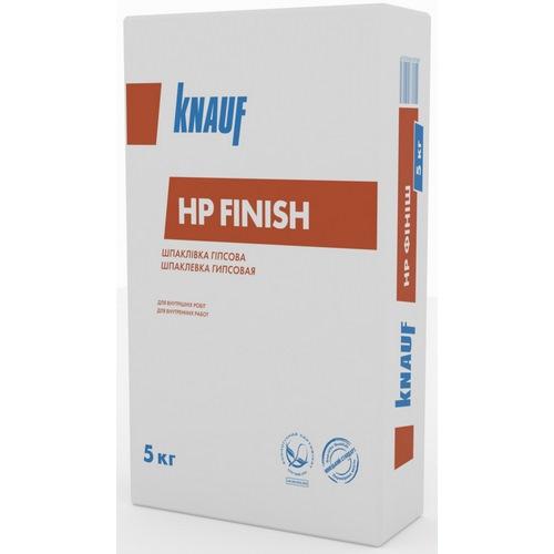 Шпаклівка  Кнауф (Knauf) HP фініш 5 кг