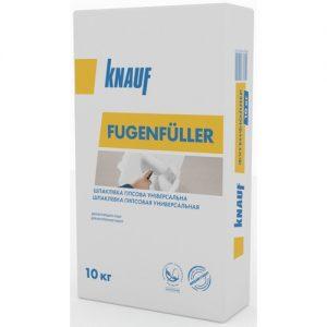 Шпаклівка  Кнауф (Knauf) фугенфюлер 10 кг