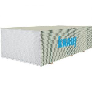 Гіпсокартон Кнауф (Knauf) 2500х1200х12.5 мм
