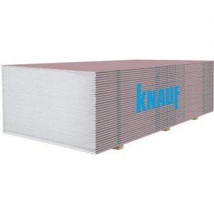 Гіпсокартон Кнауф (Knauf) вогнестійкий 2500х1200х12.5 мм